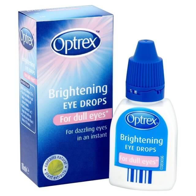 Optrex Brightening Eye Drops 10ml Asset Pharmacy