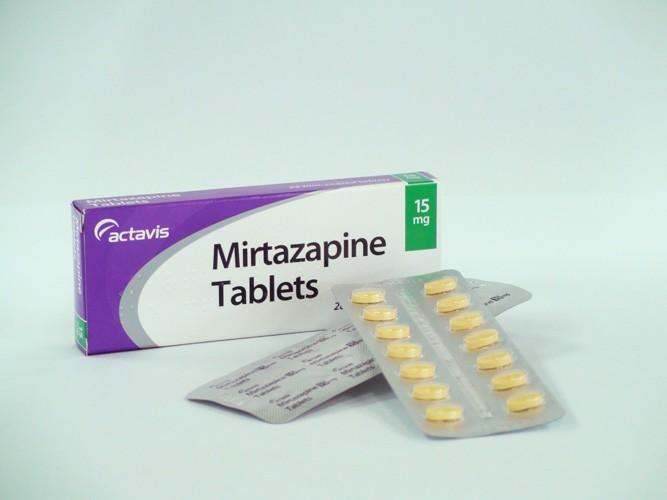 Mirtazapine 15mg Tablets 28 Tablets Asset Pharmacy Lagos