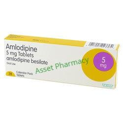 Amlodipine 5mg Tablet By Teva