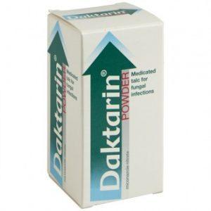 daktarin miconazole powder 20g