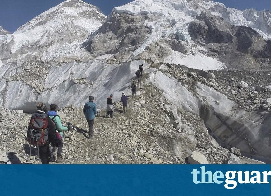 Nepal bans blind people and double amputees from climbing Everest