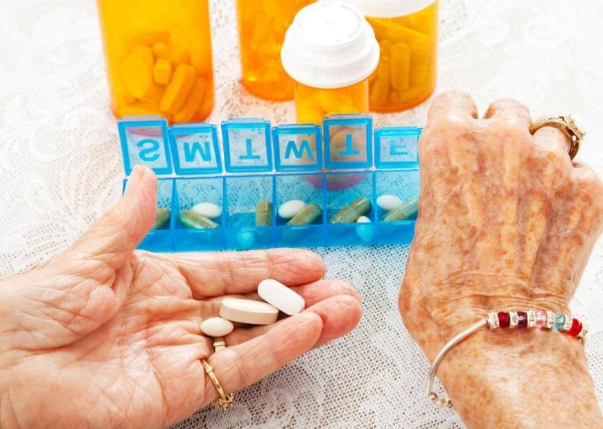 Certain common medications tied to 30% higher dementia risk, study finds