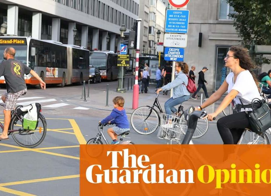 Want to cut air pollution? Get rid of your car | John Vidal