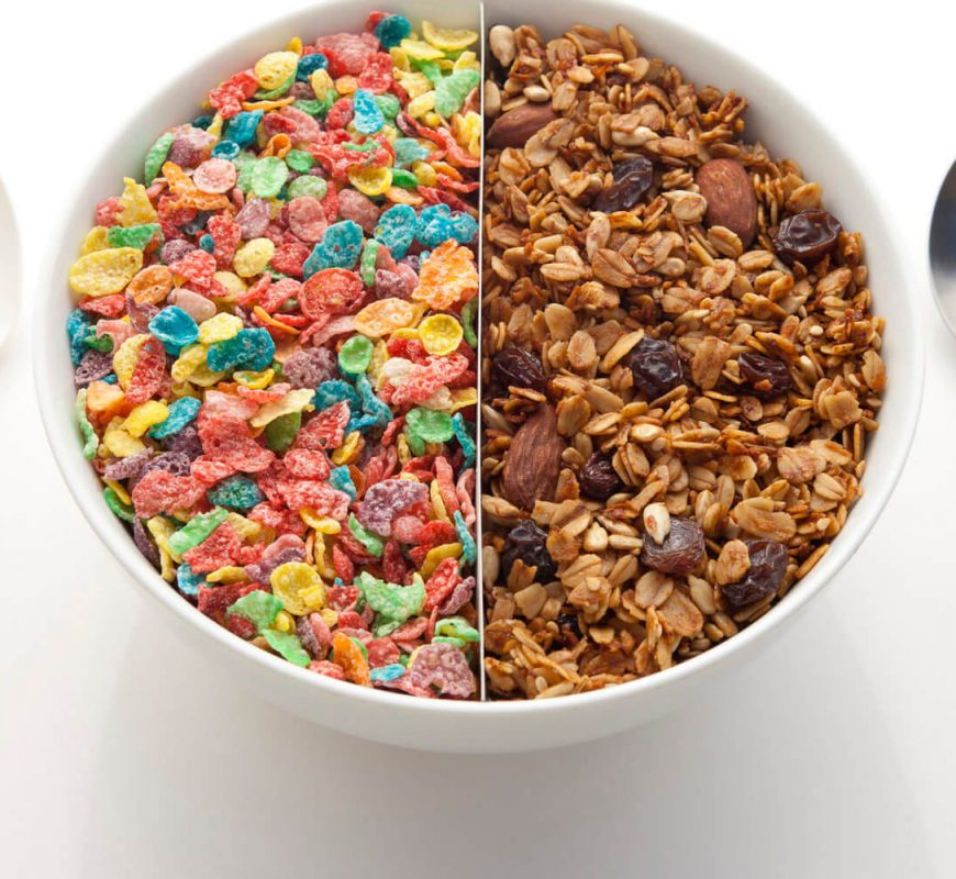 Nutritionists Rank America's Most Popular Breakfast Cereals