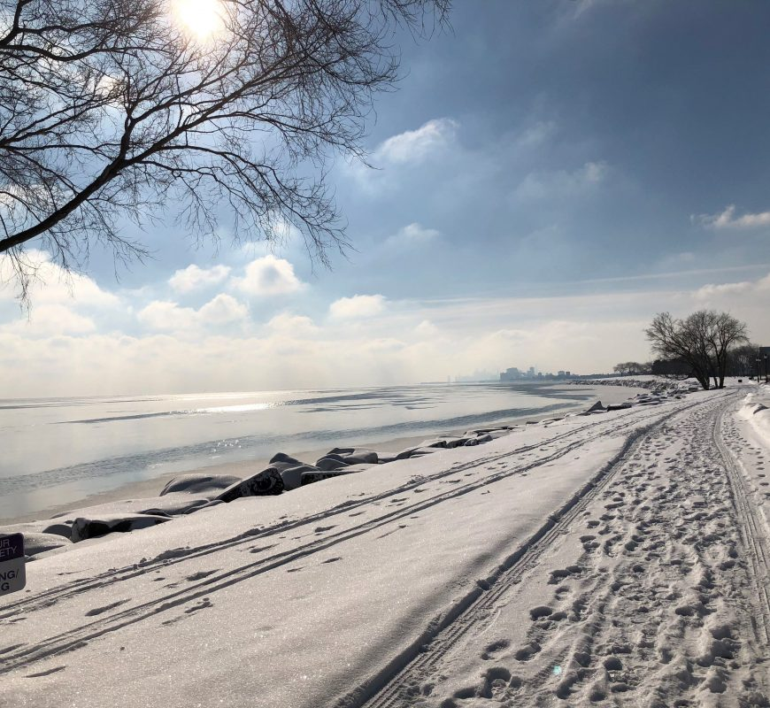 Should you run outside in winter?
