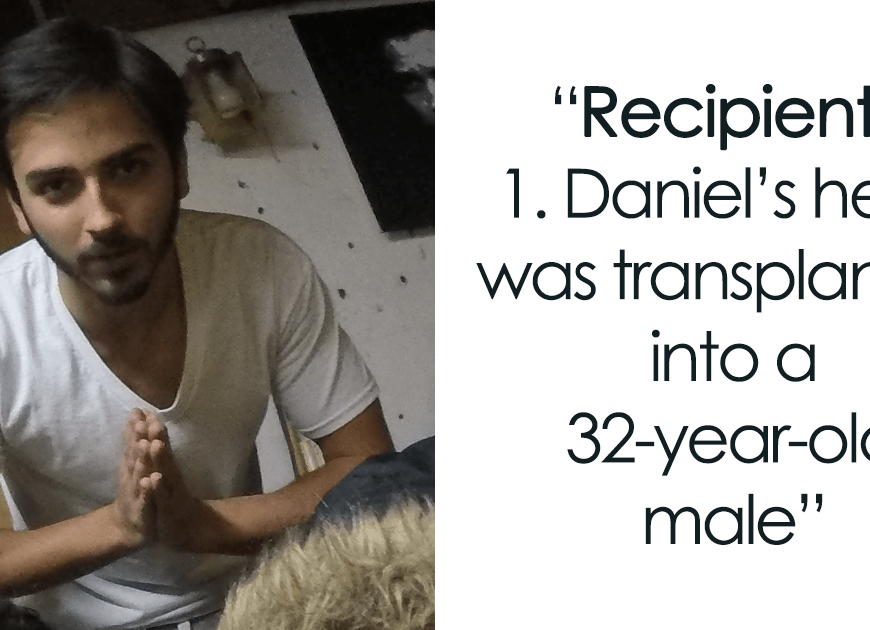 After 28-Year-Old Tragically Passed Away His Parents Were Sent A List Of Lives He Saved By Becoming An Organ Donor