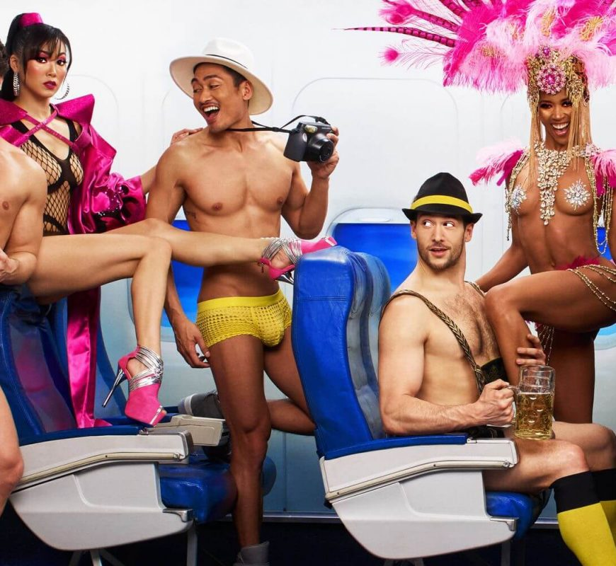 For Some, 'Broadway Bares' Is More Than Just A Night Of Skin And Sizzle