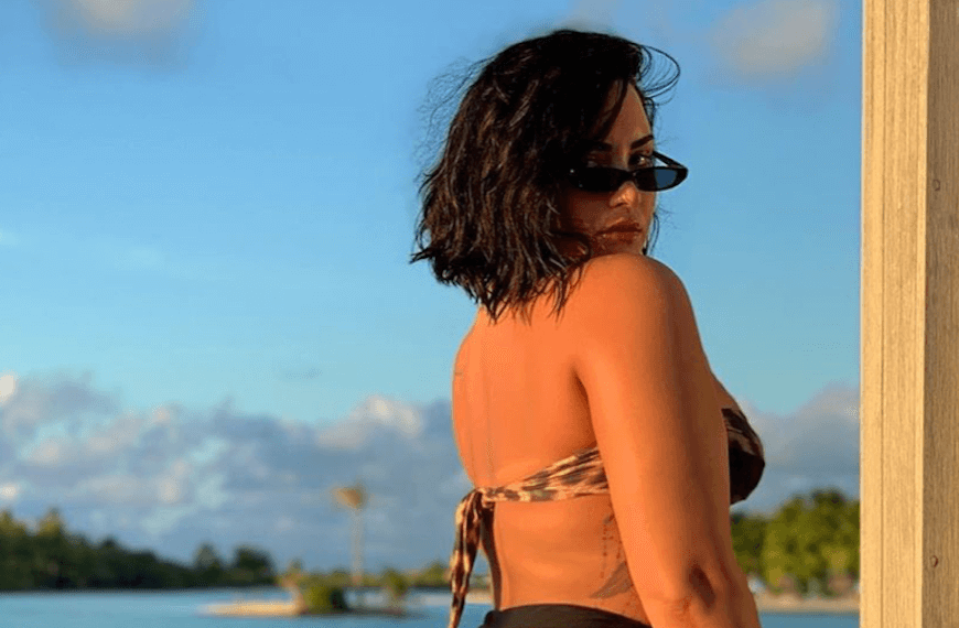 Demi Lovato's Body Positive Post Is Exactly What We Needed | Betches