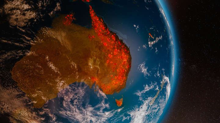 """Smoke From Australia Wildfires Has Reached The Stratosphere And Made """"Full Circuit"""" Around Earth, NASA Says"""