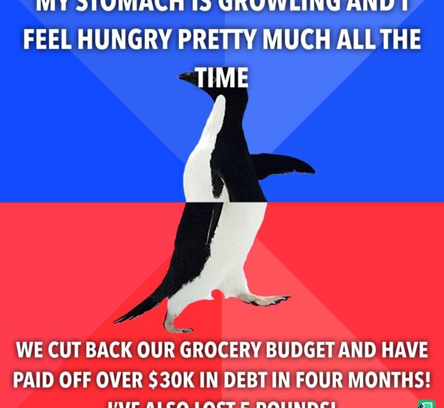 Ramsey diet