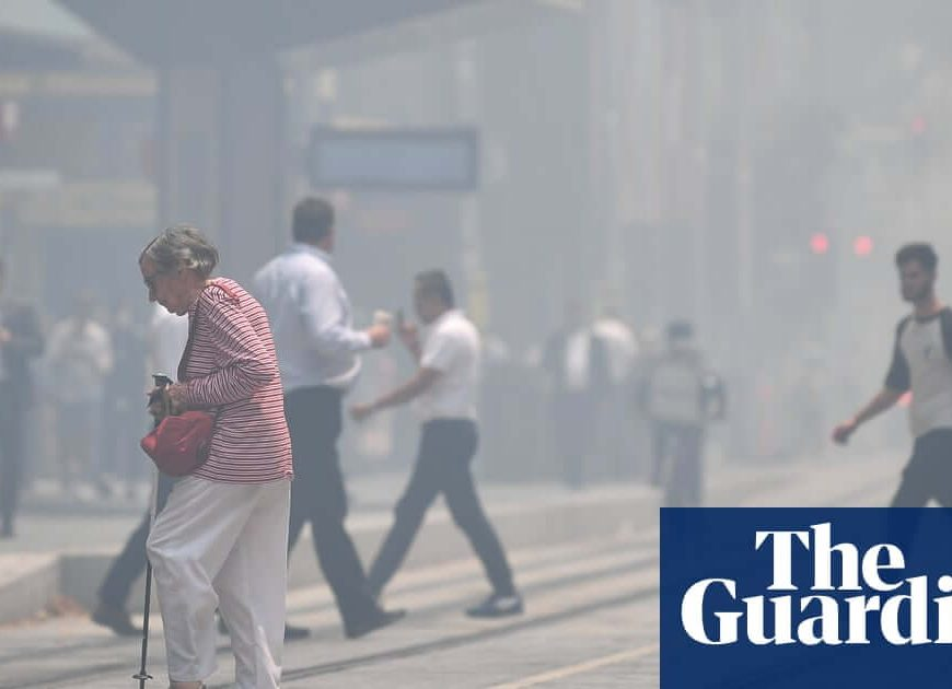 Smoke from Australia's bushfires killed far more people than the fires did, study says
